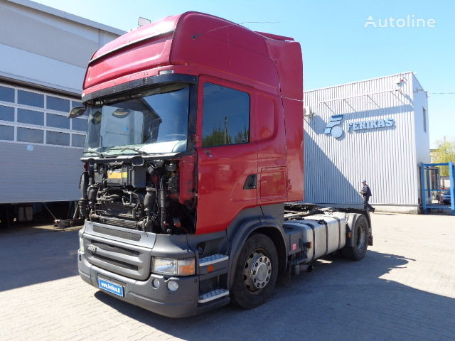 SCANIA R for parts : engines, gearboxes, cabins, differentials, axles, førerhus for SCANIA R trekkvogn