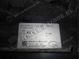 MAN (81.25101.6588) frontlykt for MAN L trekkvogn