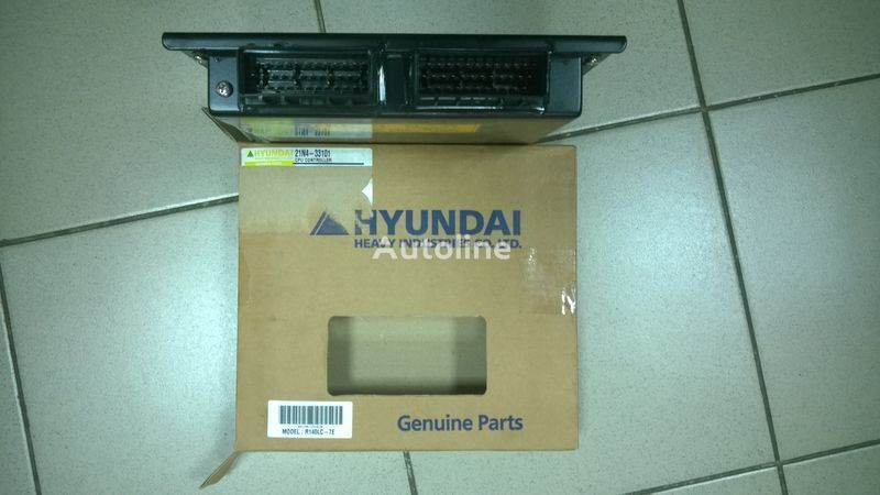 HYUNDAI 21N4-33101 CPU CONTROLLER kjørecomputer for HYUNDAI  R140LC-7 gravemaskin