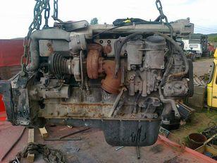 motor for MAN D20 D26 D2066 na czesci 350 430 390 440 480 trekkvogn