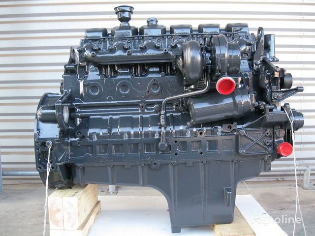 MERCEDES-BENZ RECONDITIONED motor for lastebil