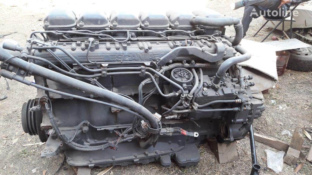 SCANIA DC13 motor for SCANIA buss