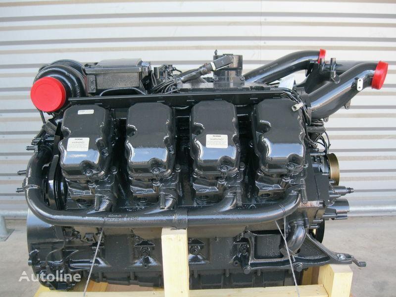 SCANIA DC1602 motor for lastebil
