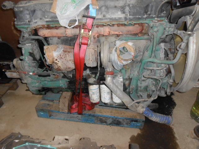 VOLVO D13A480EC01 ENGINE KW353/480 cm³ 12780 motor for VOLVO FH13 440/480 trekkvogn