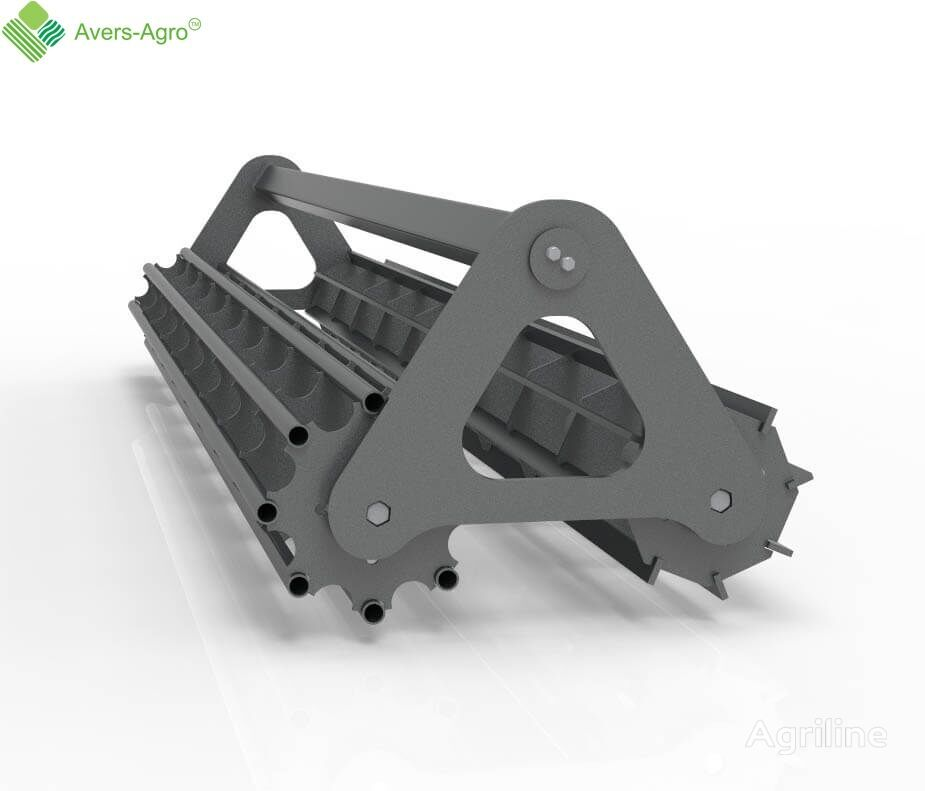 ny Avers-Agro pakkehjul for Avers-Agro kultivator