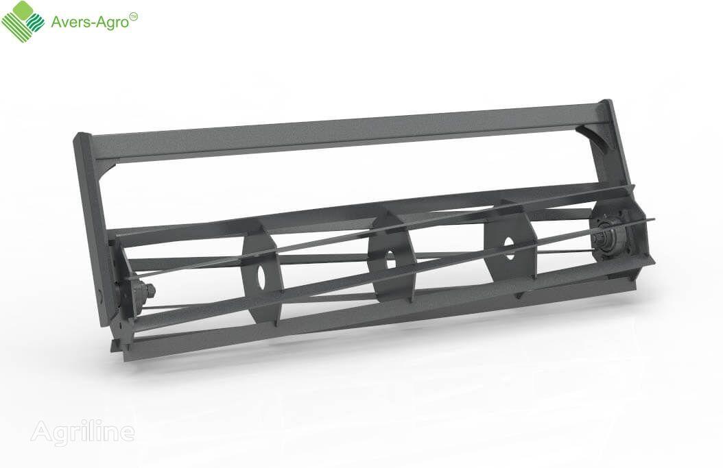 ny Avers-Agro pakkehjul for kultivator