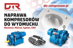 Silocompressor GHH BLAC pneumatisk kompressor for tank trailer