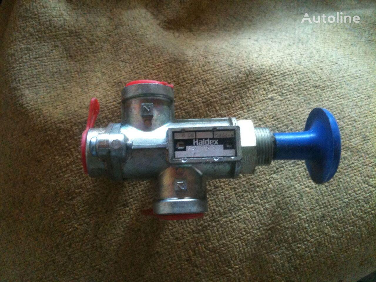 HALDEX vypusknoy pneumatisk ventil for semitrailer