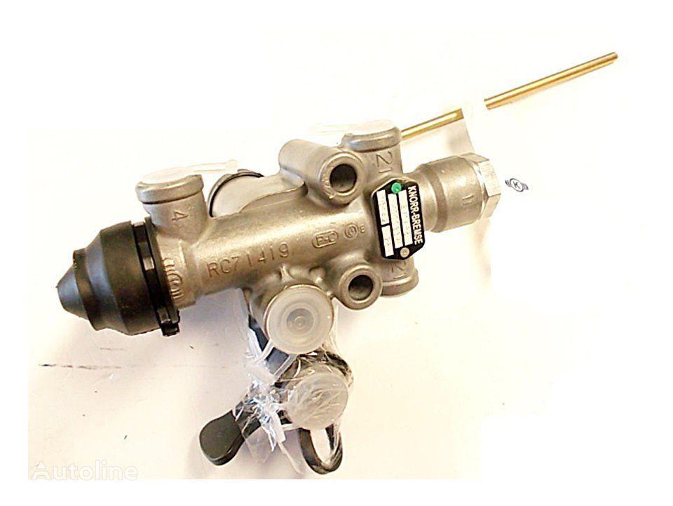 ny KNORR-BREMSE SV1485 pneumatisk ventil for semitrailer