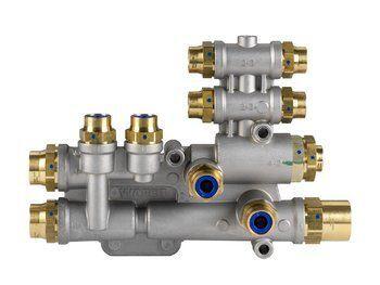 ny WABCO 461 513 000 0 pneumatisk ventil for semitrailer