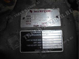 заднего моста VOLVO MS17X 2.85 reduksjonsgir for trekkvogn