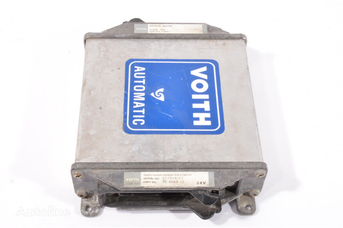 Voith TRANSMISSION ECU for D864.3E 4H TOR2 styreenhet for trekkvogn