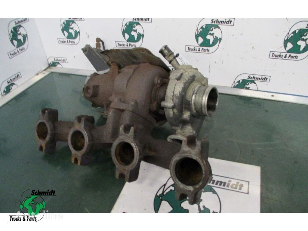 turbolader for MERCEDES-BENZ lastebil