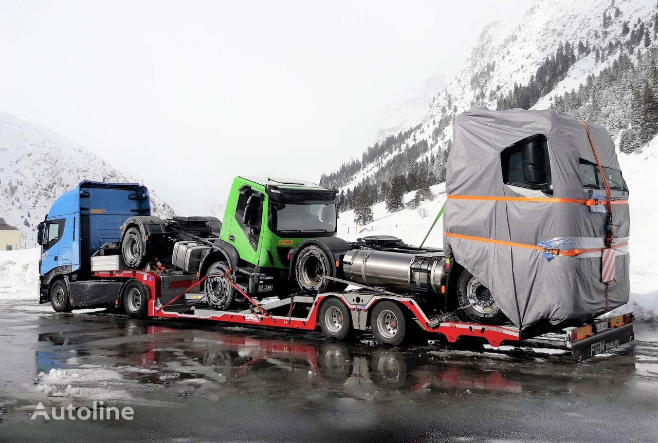 ny FGM 26 semitrailer biltransport
