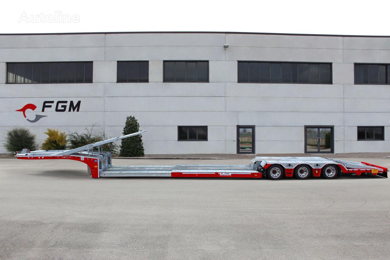ny FGM 32 semitrailer biltransport