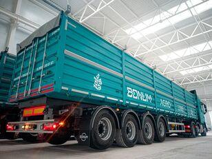 ny Бортовой зерновоз BONUM  semitrailer korn