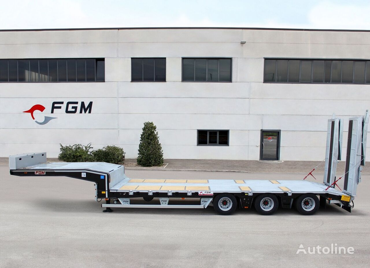 ny FGM 49  semitrailer lav