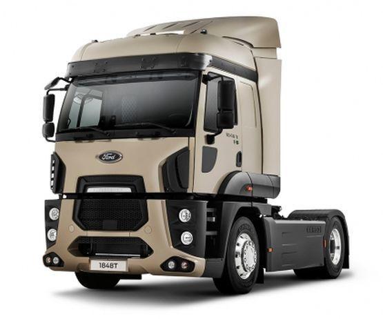 ny FORD Trucks  1848T trekkvogn