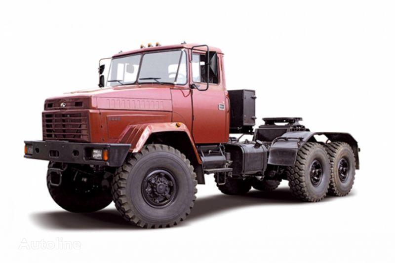 ny KRAZ 6446 tip 2 trekkvogn