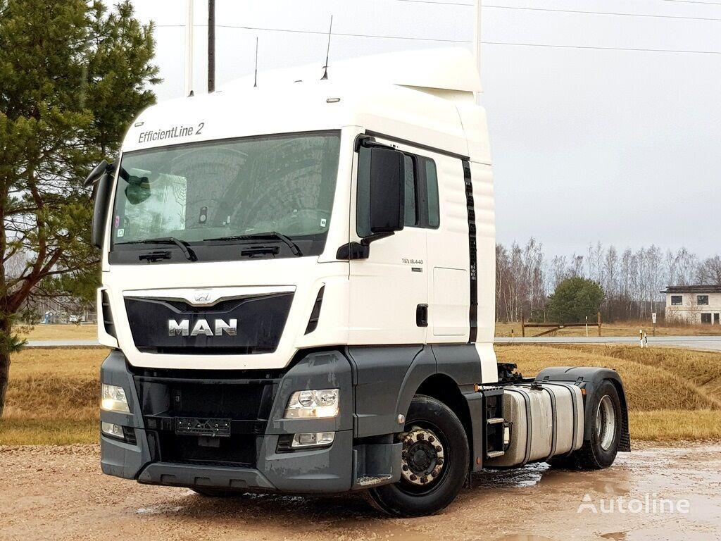 MAN TGX 18.440 trekkvogn
