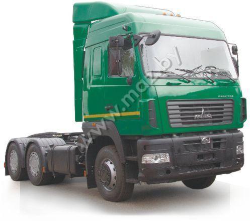 ny MAZ 643019-1420-020 (-021) trekkvogn