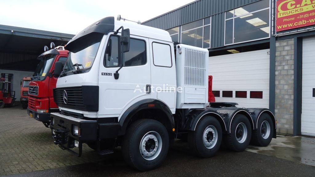 MERCEDES-BENZ 4153 WSK - 8x4 trekkvogn
