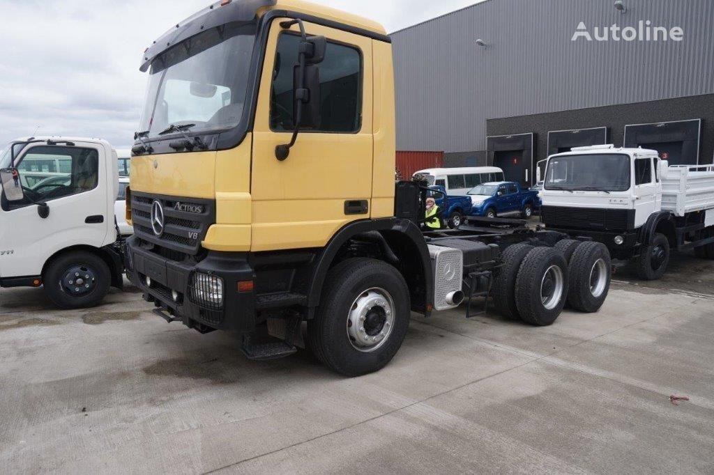 MERCEDES-BENZ ACTROS 3350 trekkvogn