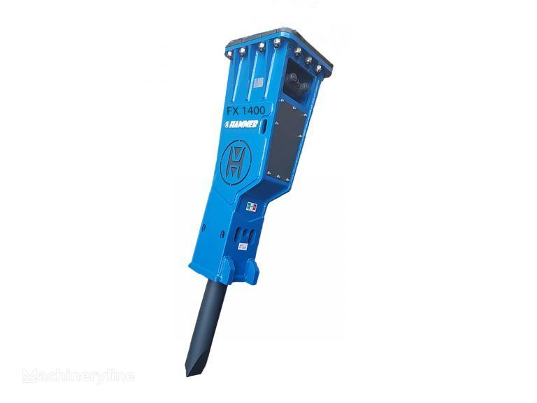 ny HAMMER FX1400 hydraulisk hammer