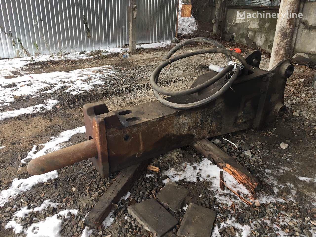JCB 180 T hydraulisk hammer