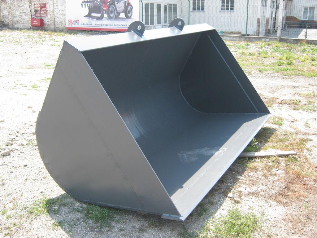 MANITOU KOVSh 1.5m3 - 3m3 skuffe til hjullaster